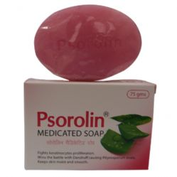 Psorolin Medicated Bathing Soap Bar | World's End Natural Products